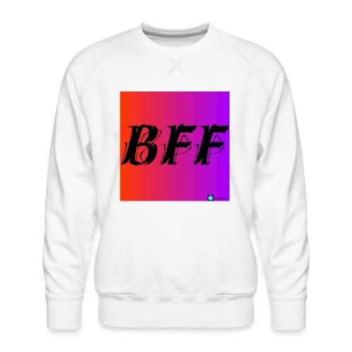 BFF NEW RAINBOW - Premiumtröja herr