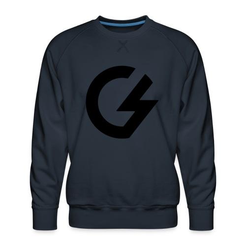 Giacomini Lab - Logo - Felpa premium da uomo