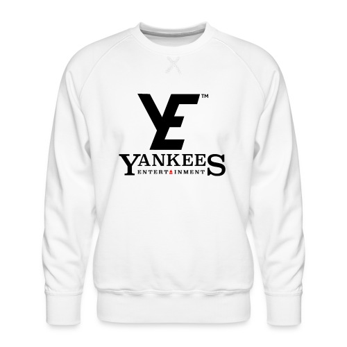 ye black - Men's Premium Sweatshirt