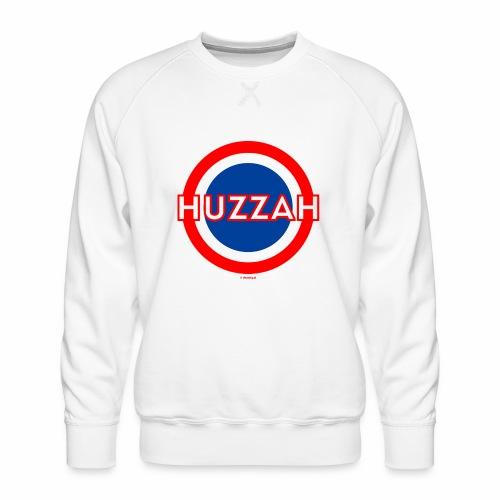 Huzzah - Mannen premium sweater