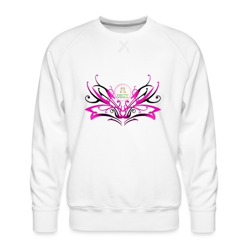 ButterFly MaitriYoga - Sweat ras-du-cou Premium Homme