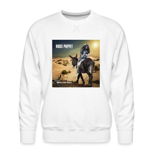 NIKKI PUPPET INTO THE WILD - Männer Premium Pullover