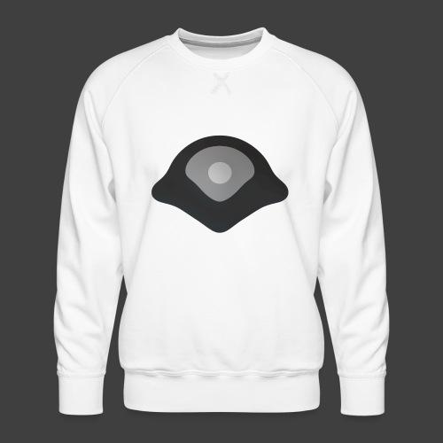 White point - Men's Premium Sweatshirt