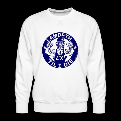 LAMBETH - NAVY BLUE - Men's Premium Sweatshirt