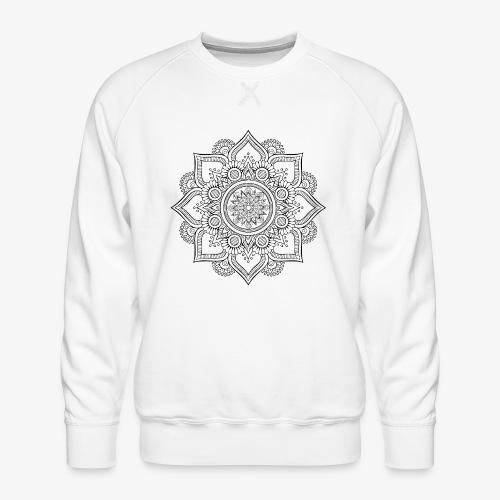 Mandala - Men's Premium Sweatshirt