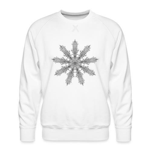 Magic Star Tribal #4 - Men's Premium Sweatshirt
