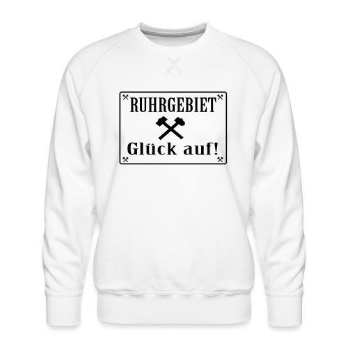 Glück auf! Ruhrgebiet - Männer Premium Pullover