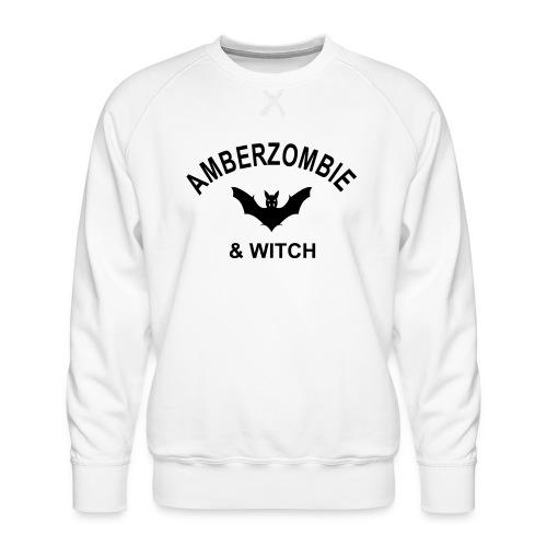 Vampirestyle - Amberzombie & Witch - Männer Premium Pullover