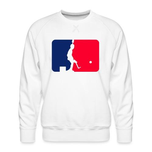 Major League Tipp-Kick Shirt - Männer Premium Pullover