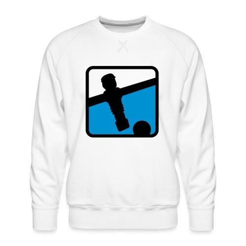 soccer player - Kickershirt - Männer Premium Pullover