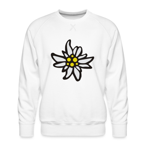 Edelweiss - Männer Premium Pullover