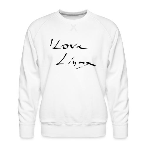 Linux, Software, programmieren - Männer Premium Pullover