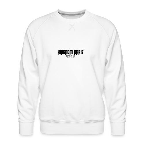 Logo_1 - Sweat ras-du-cou Premium Homme