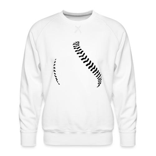 Baseball - Men's Premium Sweatshirt