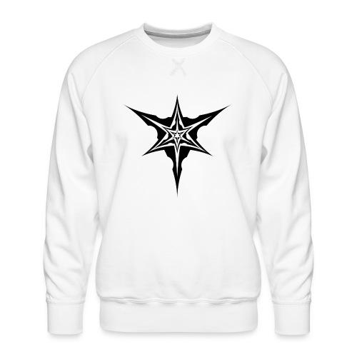 Psybreaks visuel 1 - black color - Sweat ras-du-cou Premium Homme