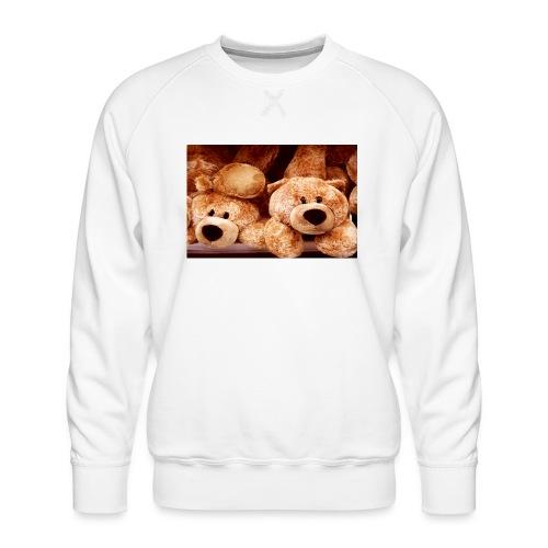 Glücksbären - Männer Premium Pullover