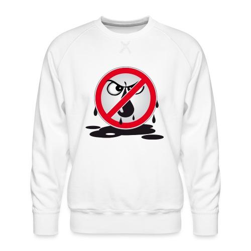 Erdöl Nein danke - Männer Premium Pullover
