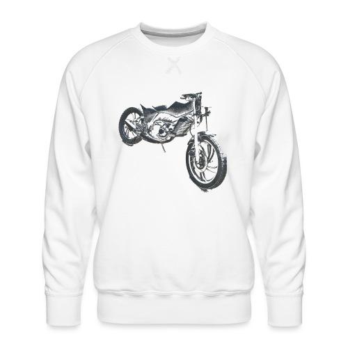 bike (Vio) - Men's Premium Sweatshirt