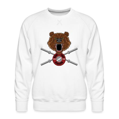 Bear Fury Crossfit - Sweat ras-du-cou Premium Homme