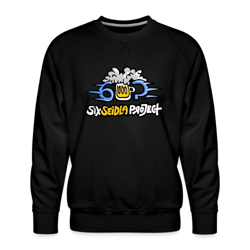 SixSeidlaProject Normal - Männer Premium Pullover