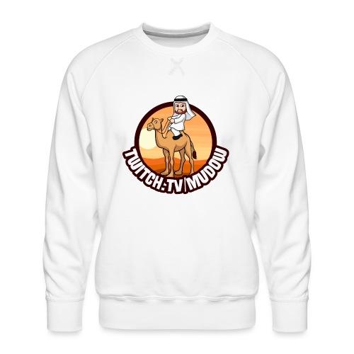 mudowdesign - Herre premium sweatshirt