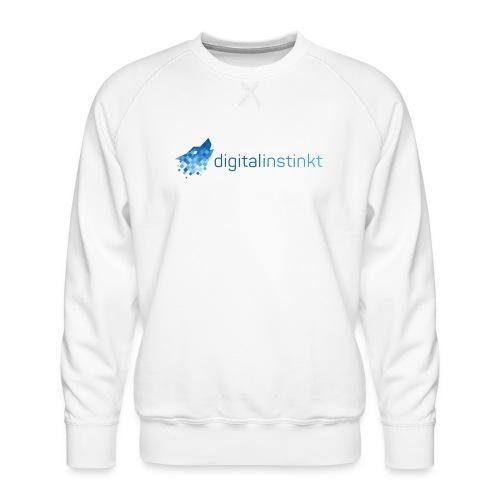 digitalinstinkt® Logo - Männer Premium Pullover