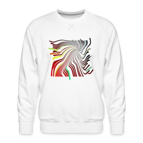 Spirale 01 - Männer Premium Pullover