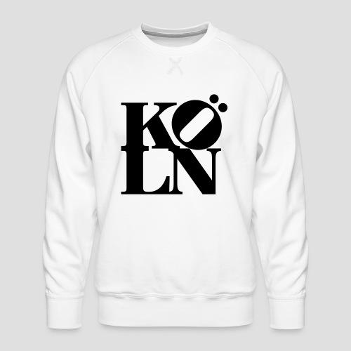KOELN - Männer Premium Pullover