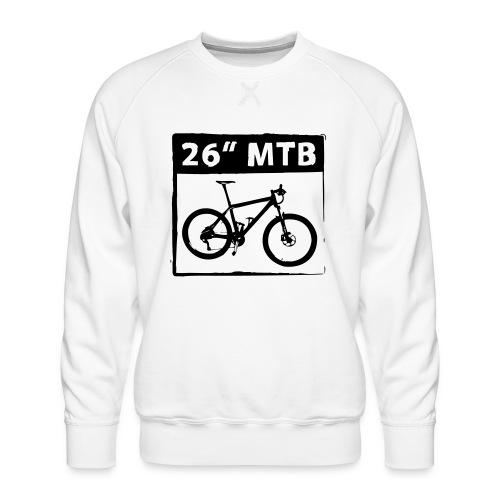 26 MTB 1C Cut - Männer Premium Pullover