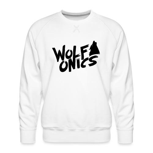 Wolfonics - Männer Premium Pullover