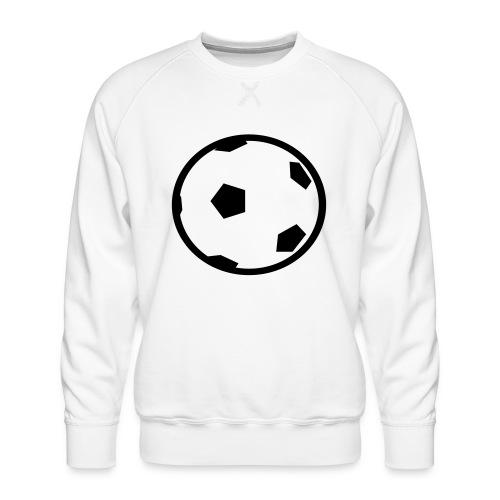 Unterwasser-Rugby Ball - Männer Premium Pullover