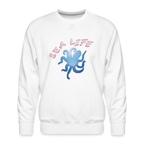 Klima Krake - Männer Premium Pullover