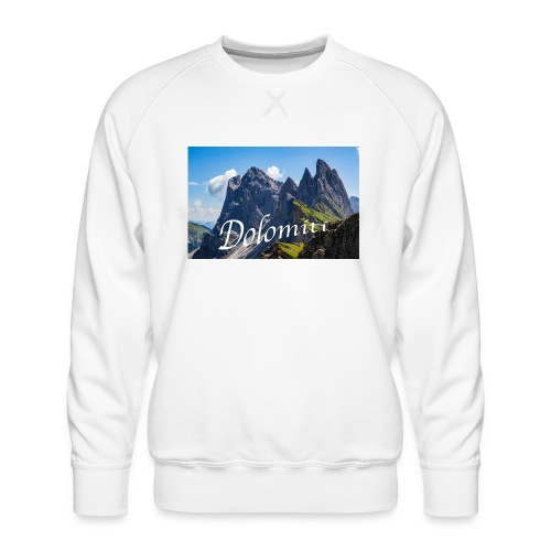 Dolomiti - Männer Premium Pullover
