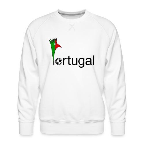 Galoloco Portugal 1 - Sweat ras-du-cou Premium Homme
