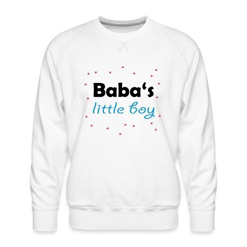 Baba's litte boy Babybody - Männer Premium Pullover