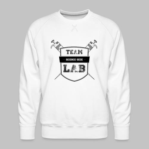 Team Lab - Men's Premium Sweatshirt