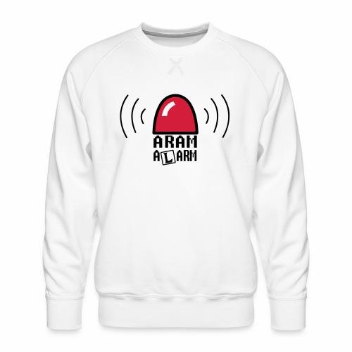ARAM ALARM! - Männer Premium Pullover