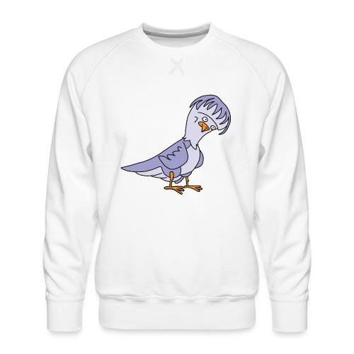 Taube von dodocomics - Männer Premium Pullover