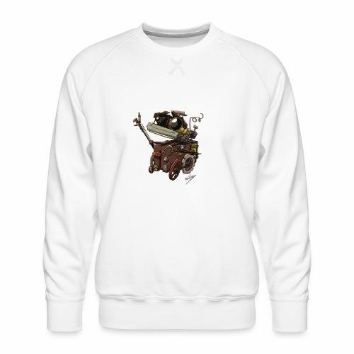 Bout 2 Robot - Men's Premium Sweatshirt