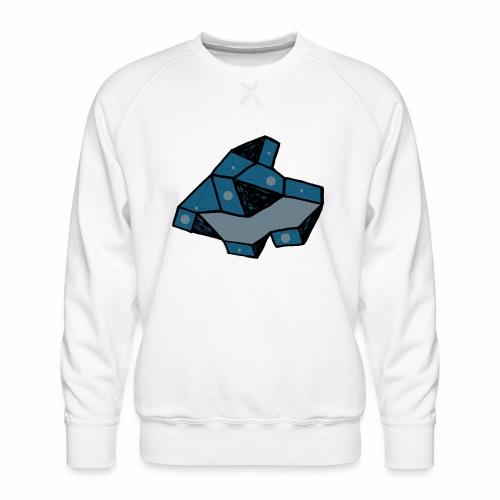 dot rock - Mannen premium sweater