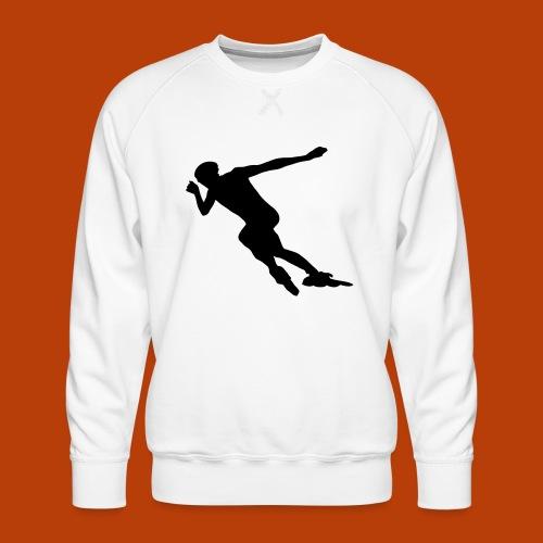 Speedskater - Männer Premium Pullover