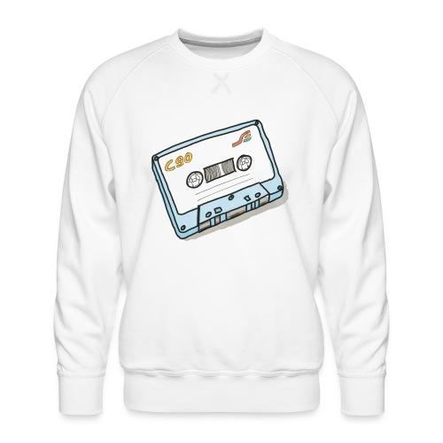 Cassette - Männer Premium Pullover