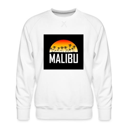 Malibu Nights - Men's Premium Sweatshirt