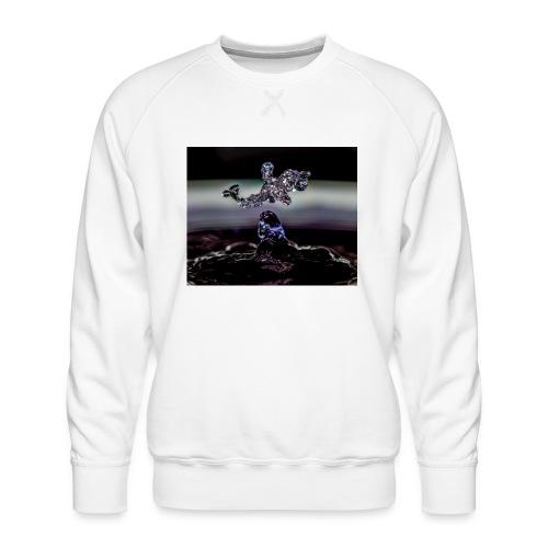 Delphin - Männer Premium Pullover