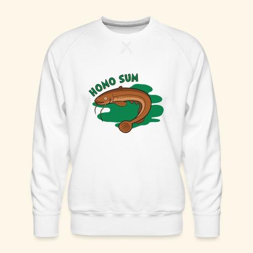 Homo sum ;) - Bluza męska Premium
