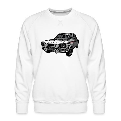 Mk1 Escort - Men's Premium Sweatshirt