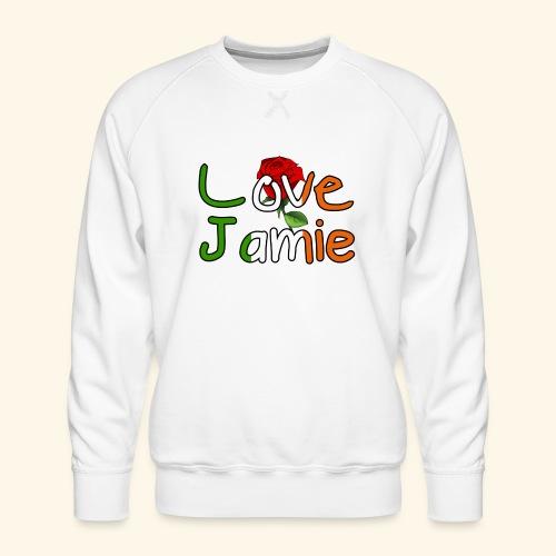 Jlove - Men's Premium Sweatshirt