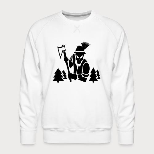 Holzfäller - Männer Premium Pullover