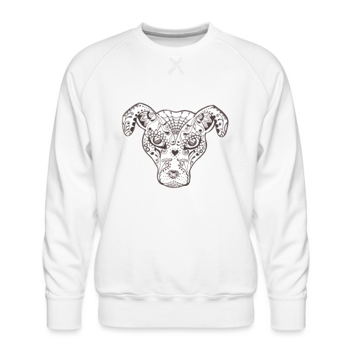 Sugar Dog - Männer Premium Pullover