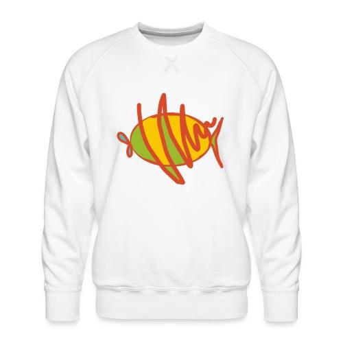 fish - Männer Premium Pullover